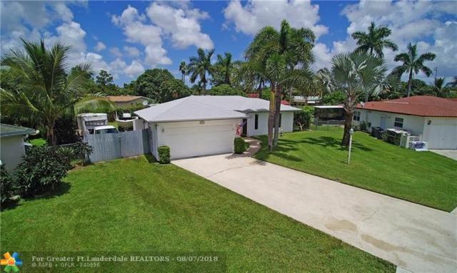 5060 SW 6th Pl, Margate, FL 33068 (MLS #F10135487) :: Green Realty Properties