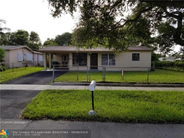 1680 NW 33rd Ave, Lauderhill, FL 33311 (MLS #F10135508) :: Green Realty Properties