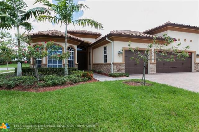 10151 Edgewater Ct, Parkland, FL 33076 (MLS #F10135515) :: Green Realty Properties