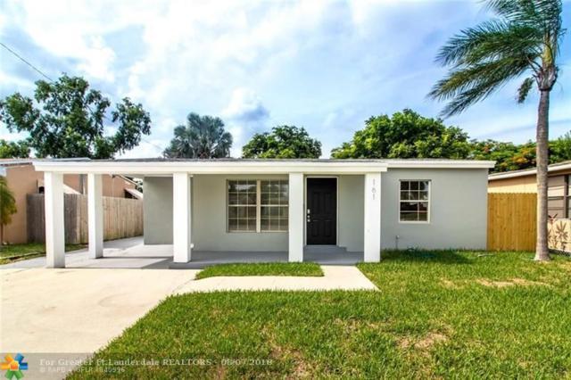 161 NE 51st Street, Oakland Park, FL 33334 (MLS #F10135525) :: Green Realty Properties