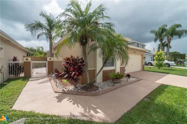 304 S Ketch Dr, Sunrise, FL 33326 (MLS #F10135573) :: Green Realty Properties