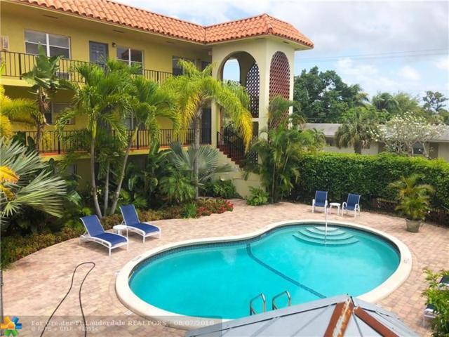 1100 NE 9th Ave #202, Fort Lauderdale, FL 33304 (MLS #F10135578) :: Green Realty Properties