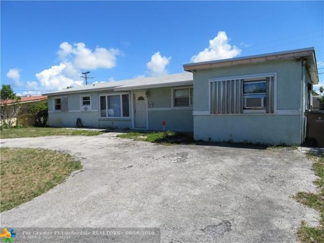 220 NW 38th Pl, Pompano Beach, FL 33064 (MLS #F10135592) :: Green Realty Properties