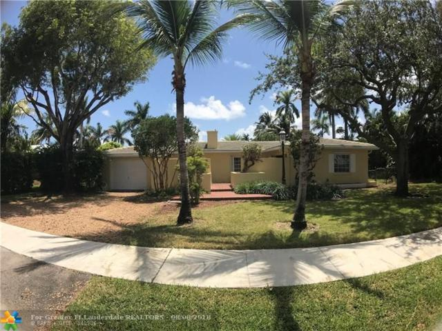 1610 Middle River Dr, Fort Lauderdale, FL 33305 (MLS #F10135594) :: Green Realty Properties