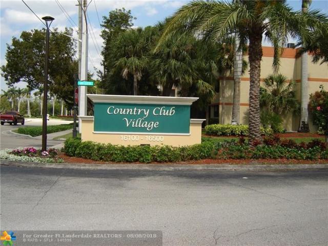 16300 Golf Club Rd #202, Weston, FL 33326 (MLS #F10135608) :: Green Realty Properties