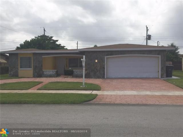 1120 N 76th Ave, Hollywood, FL 33024 (MLS #F10135616) :: Green Realty Properties