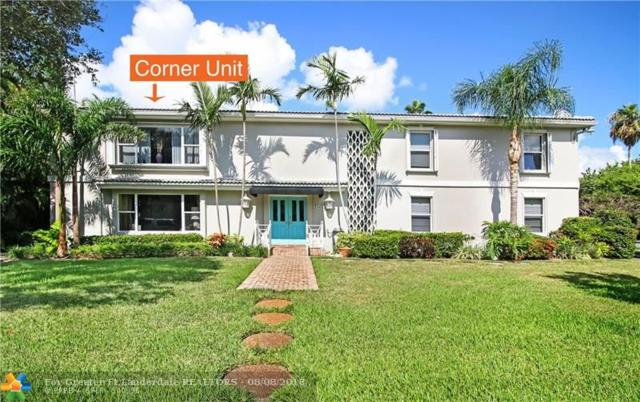 2505 Bay Dr #4, Pompano Beach, FL 33062 (MLS #F10135659) :: Green Realty Properties