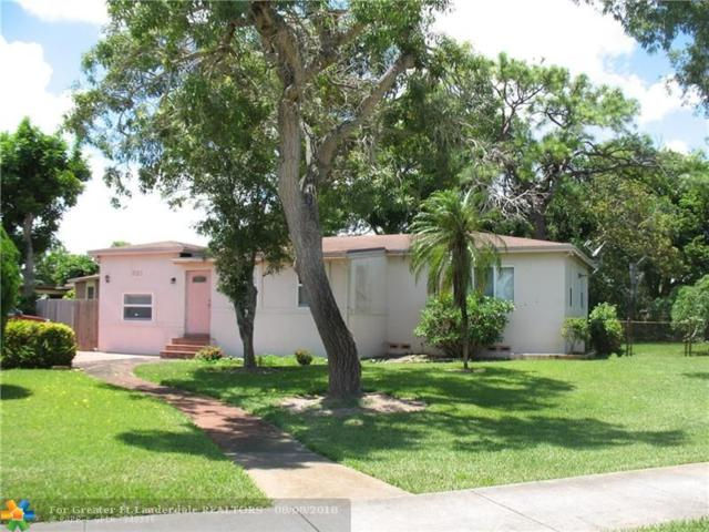 221 Carolina Ave, Fort Lauderdale, FL 33312 (MLS #F10135671) :: Green Realty Properties