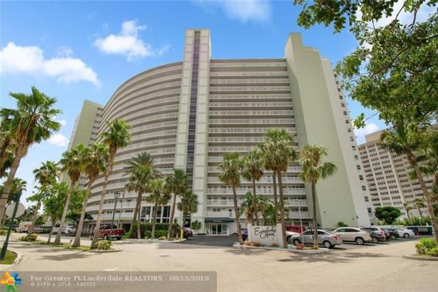 2000 S Ocean Dr #306, Fort Lauderdale, FL 33316 (MLS #F10135721) :: Green Realty Properties