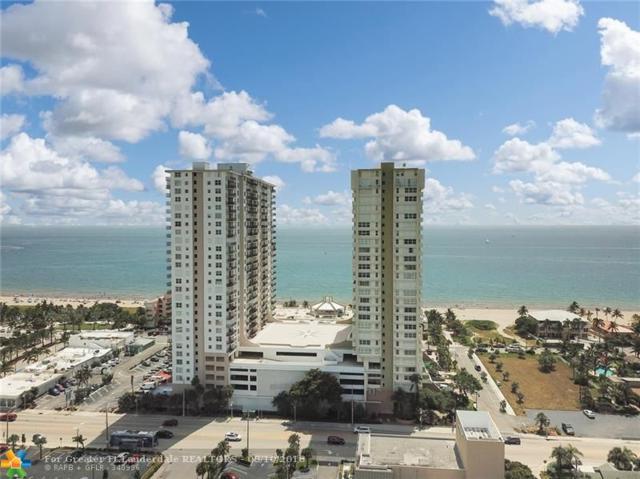 111 Briny Ave #906, Pompano Beach, FL 33062 (MLS #F10135747) :: Green Realty Properties