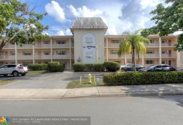 8821 NW 38th Dr 105 A, Coral Springs, FL 33065 (MLS #F10135757) :: Green Realty Properties