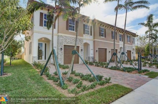 3230 Marine Dr #3230, Pompano Beach, FL 33062 (MLS #F10135801) :: Green Realty Properties