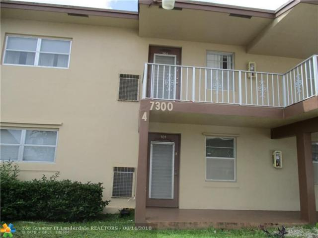 7300 NW 4th Place #201, Margate, FL 33063 (MLS #F10135828) :: Green Realty Properties