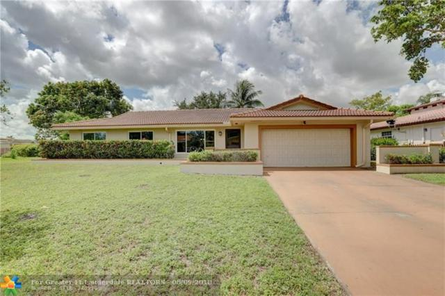 8704 NW 27th St, Coral Springs, FL 33065 (MLS #F10135857) :: Green Realty Properties