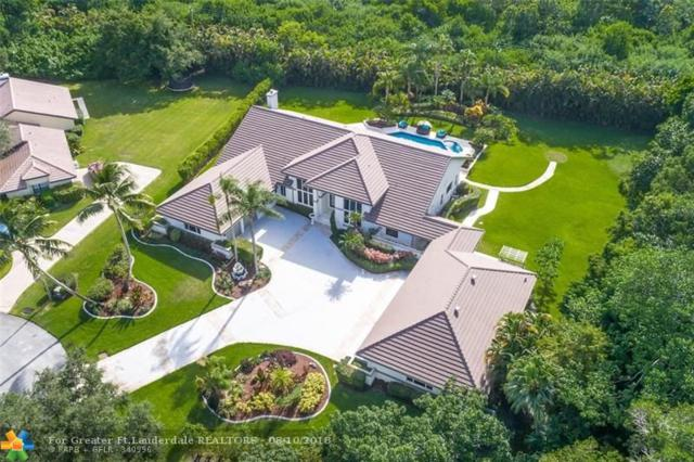 7705 Andes Ln, Parkland, FL 33067 (MLS #F10135883) :: Green Realty Properties