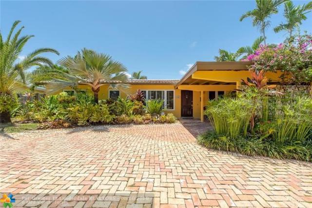 1716 NE 40th St, Oakland Park, FL 33334 (MLS #F10135928) :: Green Realty Properties
