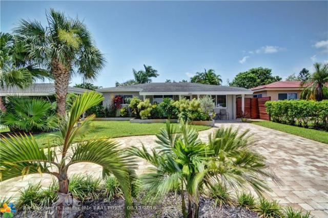 250 NE 43rd Court, Oakland Park, FL 33334 (MLS #F10135976) :: Green Realty Properties
