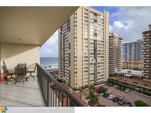 1880 S Ocean Dr Ts101, Hallandale, FL 33009 (MLS #F10135986) :: Green Realty Properties