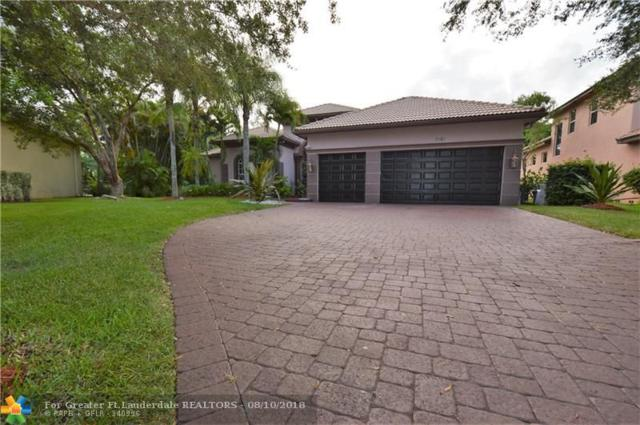 7181 NW 71ST TER, Parkland, FL 33067 (MLS #F10136000) :: United Realty Group