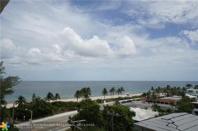 1901 N Ocean Blvd 6B, Fort Lauderdale, FL 33305 (MLS #F10136044) :: Green Realty Properties