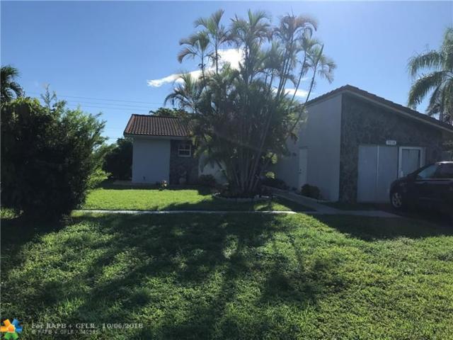 7018 NW 100th Ter, Tamarac, FL 33321 (MLS #F10136066) :: Green Realty Properties