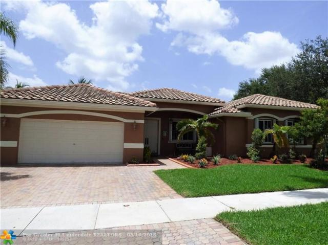 3600 SW 145th Ter, Miramar, FL 33027 (MLS #F10136078) :: Green Realty Properties