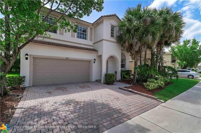 889 NW 126th Ave, Coral Springs, FL 33071 (MLS #F10136084) :: Green Realty Properties