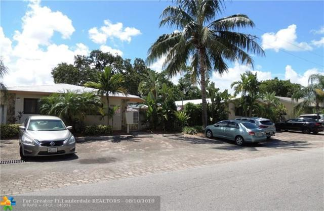 1021 NW 1 Ave, Fort Lauderdale, FL 33311 (MLS #F10136085) :: Green Realty Properties