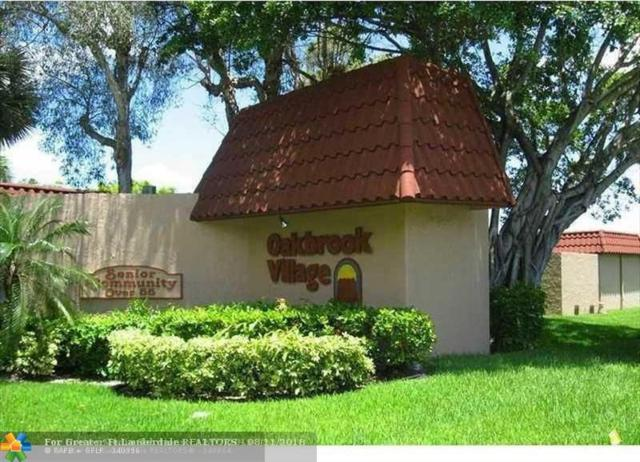 8220 SW 24th St #4110, North Lauderdale, FL 33068 (MLS #F10136135) :: Green Realty Properties