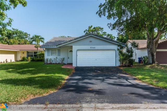 8749 NW 21st Ct, Coral Springs, FL 33071 (MLS #F10136222) :: Green Realty Properties