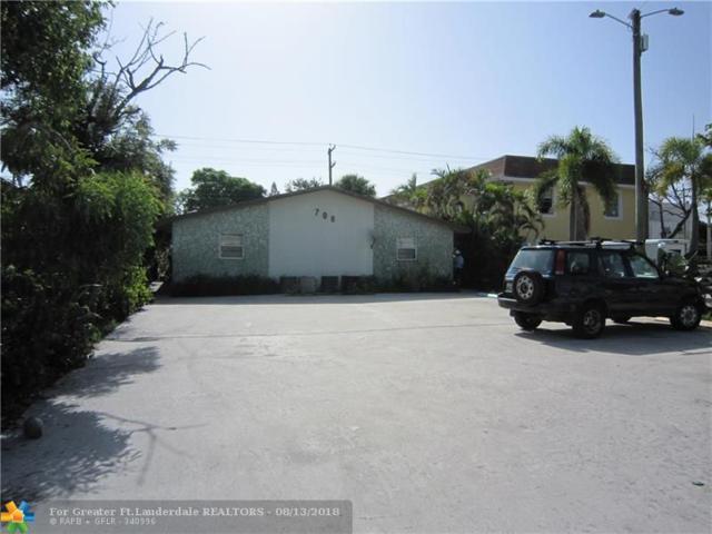 706 N G St, Lake Worth, FL 33460 (MLS #F10136327) :: Green Realty Properties