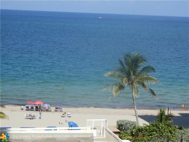 4020 Galt Ocean Dr #506, Fort Lauderdale, FL 33308 (MLS #F10136335) :: Green Realty Properties