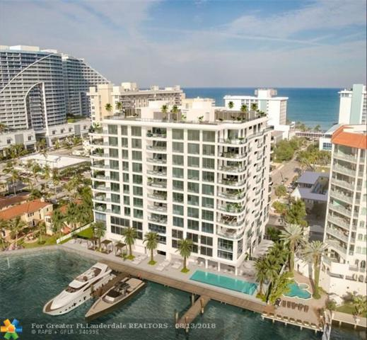 321 N Birch Rd #701, Fort Lauderdale, FL 33304 (MLS #F10136393) :: Green Realty Properties