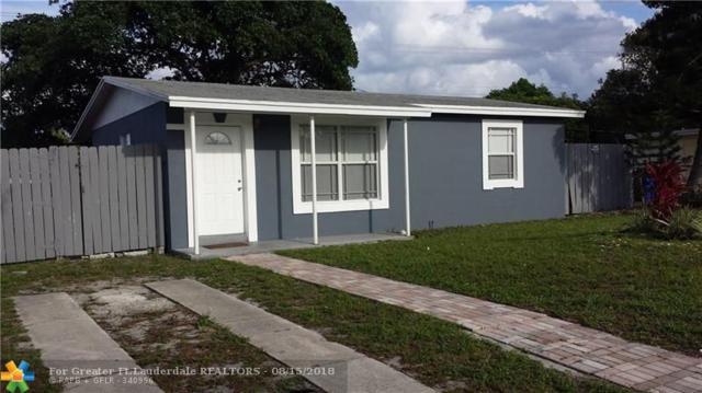4300 NE 6th Ave, Pompano Beach, FL 33064 (MLS #F10136399) :: Green Realty Properties