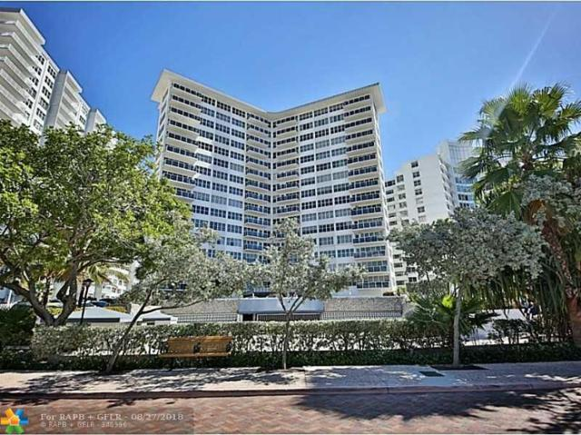 3700 Galt Ocean Dr #1114, Fort Lauderdale, FL 33308 (MLS #F10136468) :: Green Realty Properties