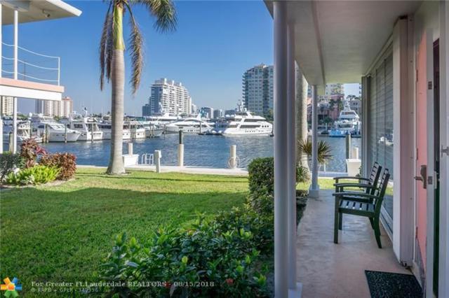 2740 Yacht Club Blvd 9A, Fort Lauderdale, FL 33304 (MLS #F10136477) :: Green Realty Properties