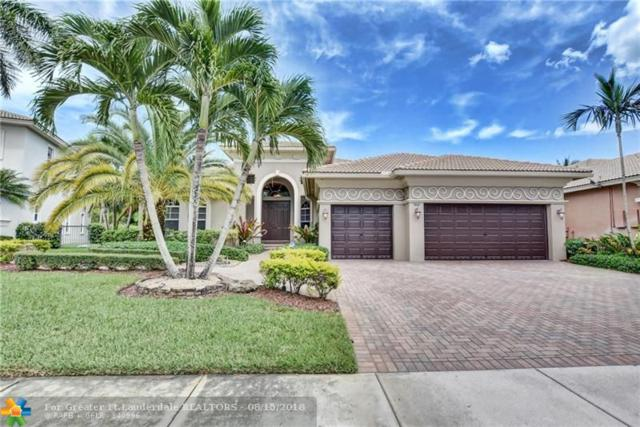 7466 NW 116th Ln, Parkland, FL 33076 (MLS #F10136600) :: United Realty Group