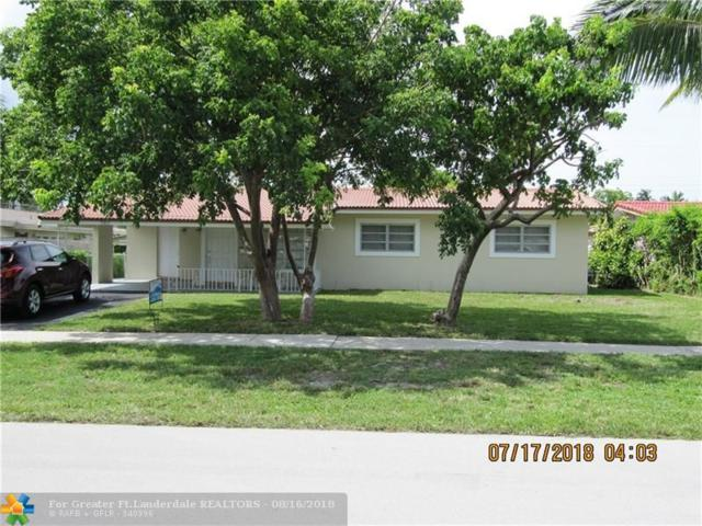 3921 Hayes St, Hollywood, FL 33021 (MLS #F10136641) :: Green Realty Properties