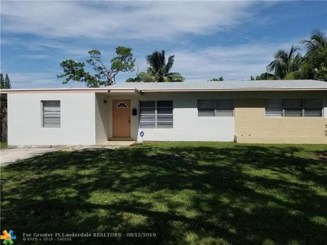 1050 Park Dr, Fort Lauderdale, FL 33312 (MLS #F10136649) :: Green Realty Properties