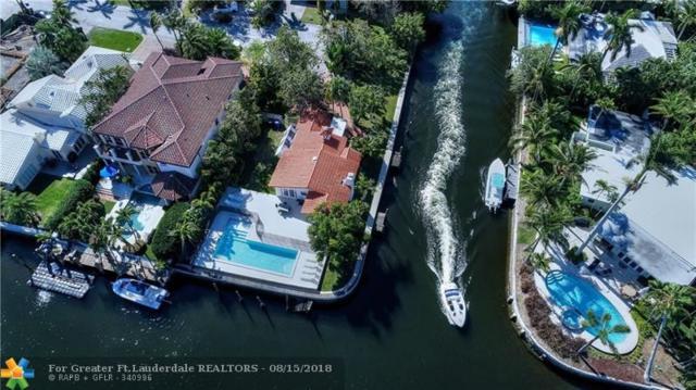 4 S Gordon Rd, Fort Lauderdale, FL 33301 (MLS #F10136667) :: Green Realty Properties