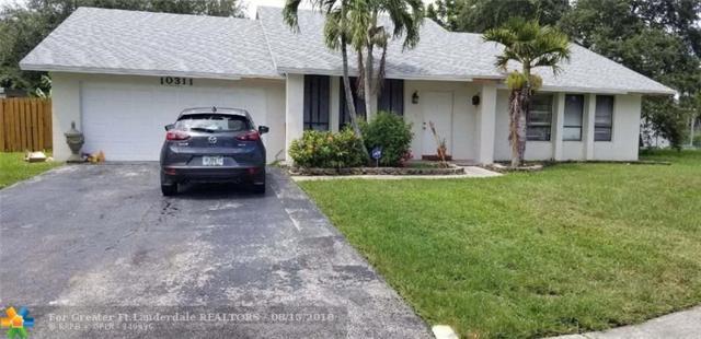 10311 NW 20th Ct, Sunrise, FL 33322 (MLS #F10136668) :: Green Realty Properties