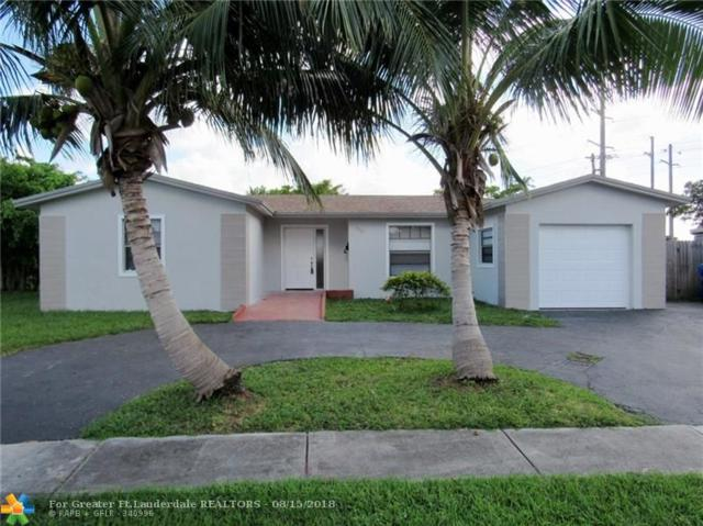 1461 Broadmoor, North Lauderdale, FL 33068 (MLS #F10136681) :: Green Realty Properties