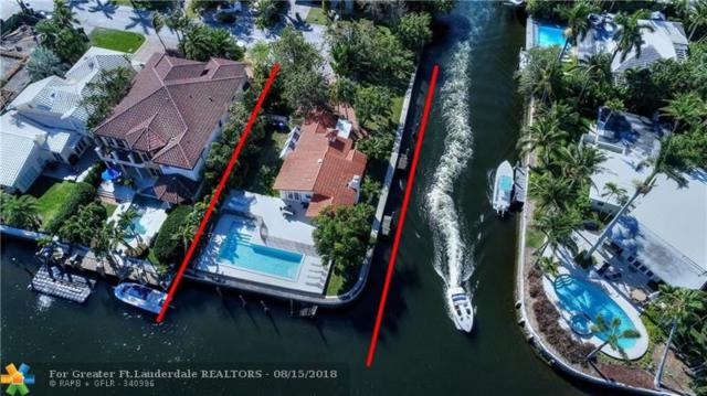 4 S Gordon Rd, Fort Lauderdale, FL 33301 (MLS #F10136684) :: Green Realty Properties