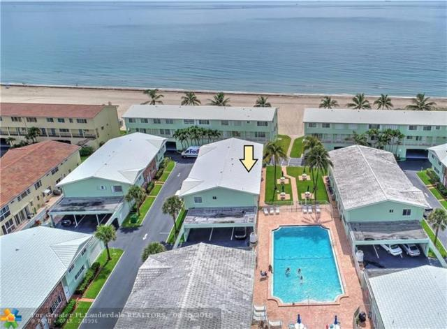 5400 N Ocean Blvd #22, Lauderdale By The Sea, FL 33308 (MLS #F10136701) :: Castelli Real Estate Services