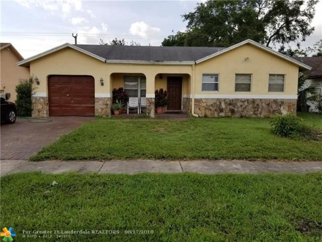 8409 SW 19th St, North Lauderdale, FL 33068 (MLS #F10136743) :: Green Realty Properties