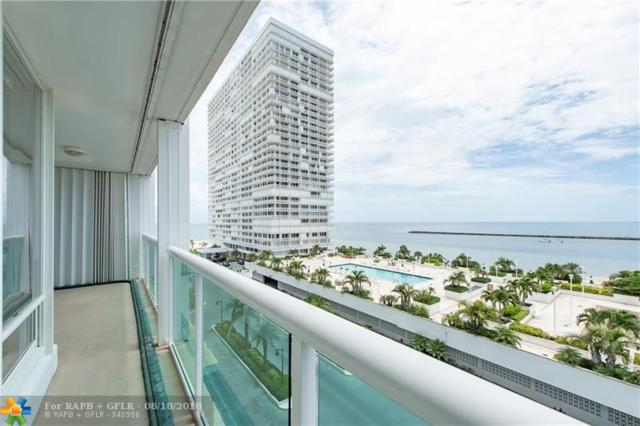 2100 S Ocean Ln #504, Fort Lauderdale, FL 33316 (MLS #F10136744) :: Green Realty Properties