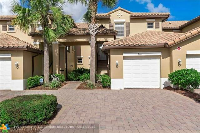 8349 NW 128th Ln #8349, Parkland, FL 33076 (MLS #F10136859) :: Laurie Finkelstein Reader Team