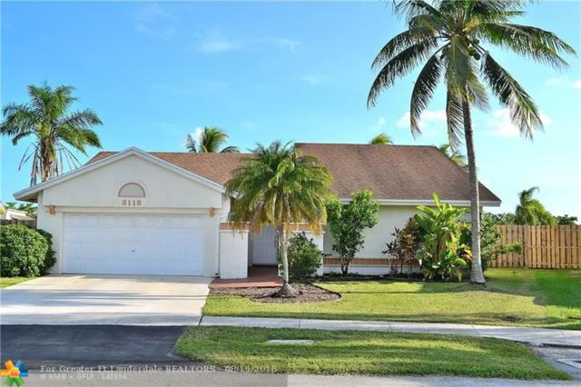 3113 NW 107th Dr, Sunrise, FL 33351 (MLS #F10136894) :: Green Realty Properties