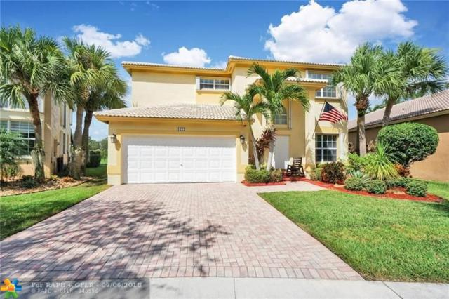 1222 NW 168th Ave, Pembroke Pines, FL 33028 (MLS #F10136902) :: Green Realty Properties