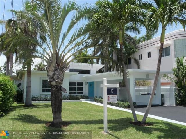 609 Poinciana Drive, Fort Lauderdale, FL 33301 (#F10136934) :: The Haigh Group | Keller Williams Realty